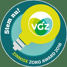 VGZ Zinnige Zorg Award